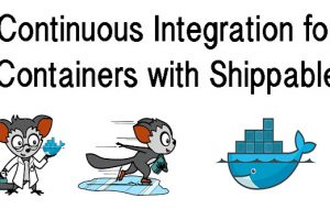 Shippable brings continuous integration to containers