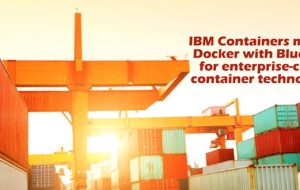 IBM Containers merge Docker with Bluemix for enterprise-class container technology