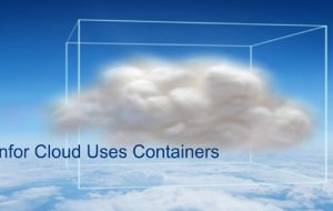 How Infor Cloud uses containers