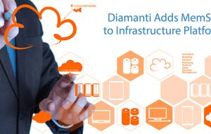 Diamanti Adds MemSQL to Infrastructure Platform