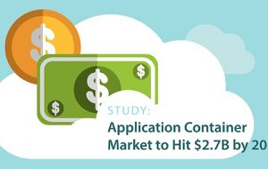 Study: Application Container Market to Hit $2.7B by 2020