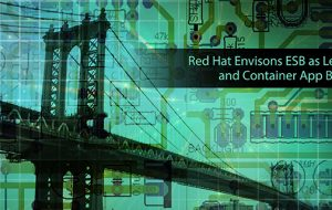 Red Hat Envisons ESB as Legacy and Container App Bridge