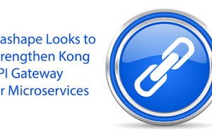 Mashape Looks to Strengthen Kong API Gateway for Microservices