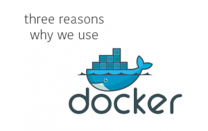 Why We Build in Docker Containers