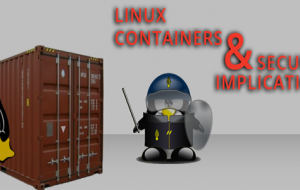 Linux Containers & Security Implications