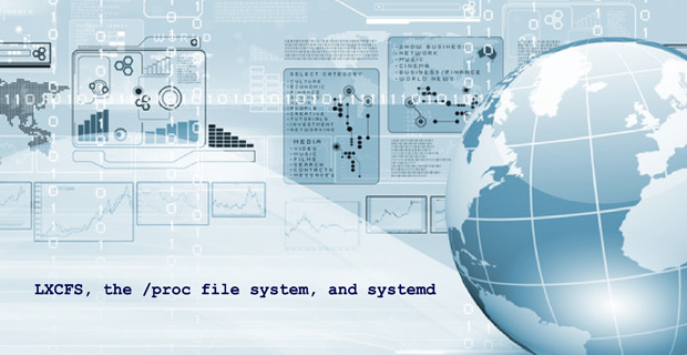 LXCFS, the /proc file system, and systemd - Container Journal