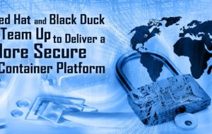 Red Hat and Black Duck team up to deliver a more secure container platform