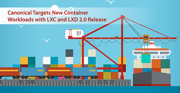 Canonical Targets New Container Workloads with LXC and LXD