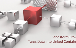 Open Source Sandstorm Project Turns Data into Linked Containers