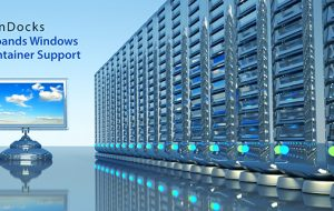 WinDocks Expands Windows Container Support
