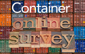 What Are Your Plans On Containers?  Take a Quick Container Survey