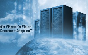What's VMware's Vision for Container Adoption?