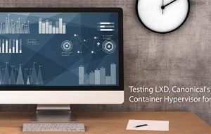 Testing LXD, Canonical's Container Hypervisor for Linux