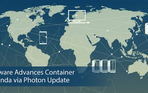With Photon, VMware Advances Container Agenda