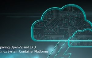 Comparing OpenVZ and LXD Linux System Container Platforms