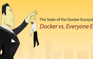 The State of the Docker Ecosystem: Docker vs. Everyone Else