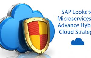 SAP Looks to Microservices to Advance Hybrid Cloud Strategy