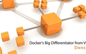 Docker's Big Differentiator from VMs: Density