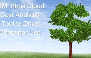 IBM Intros Cloud Cost Analysis Tool to Drive Container Use