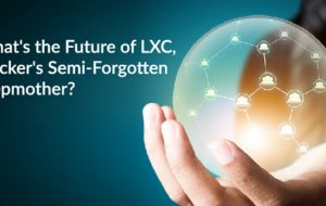 What's the Future of LXC, Docker's Semi-Forgotten Stepmother?