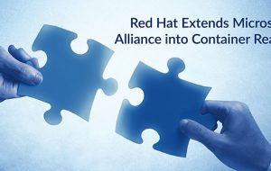 Red Hat Extends Microsoft Alliance into Container Realm