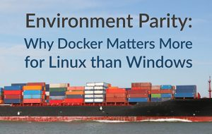 Environment Parity: Why Docker Matters More for Linux than Windows