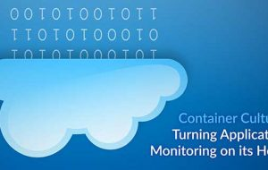 Container Culture: Turning Application Monitoring on its Head