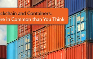 Blockchain and Containers: More in Common than You Think