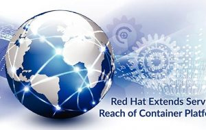 Red Hat Extends Services Reach of Container Platform