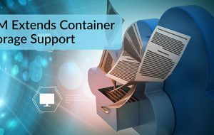 IBM Extends Container Storage Support