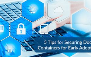 5 Tips for Securing Docker Containers for Early Adopters