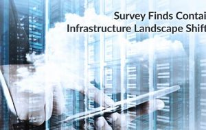 Survey Finds Container Infrastructure Landscape Shifting