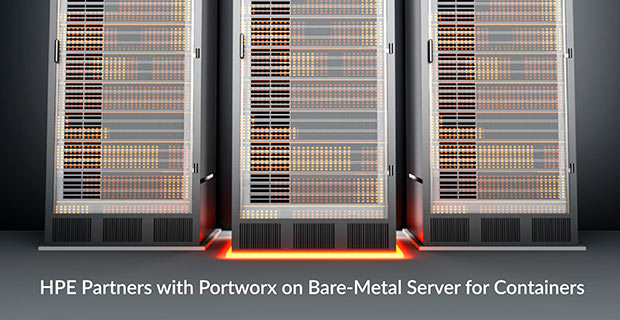 HPE Portworx Server Containers