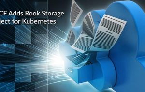 CNCF Adds Rook Storage Project for Kubernetes