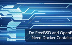 Do FreeBSD and OpenBSD Need Docker Containers?