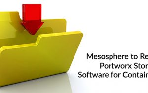 Mesosphere to Resell Portworx Storage Software for Containers