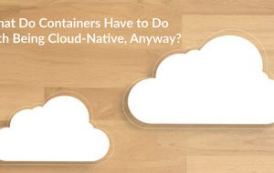 What Do Containers Have to Do with Being Cloud-Native, Anyway?